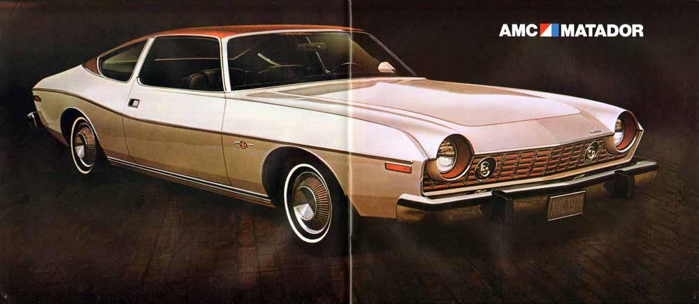 Matador Car: Suddenly, Dad's Past Fords And Chevys Were Mundane And