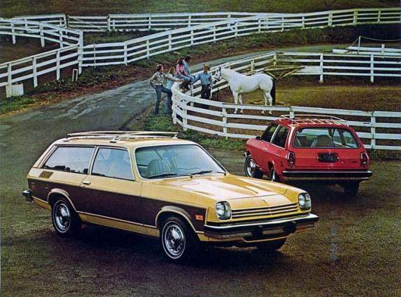 77 Vega wagons
