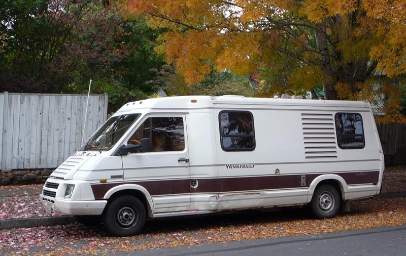 Curbside Classic: 1985 Winnebago LeSharo Turbo Diesel – 23