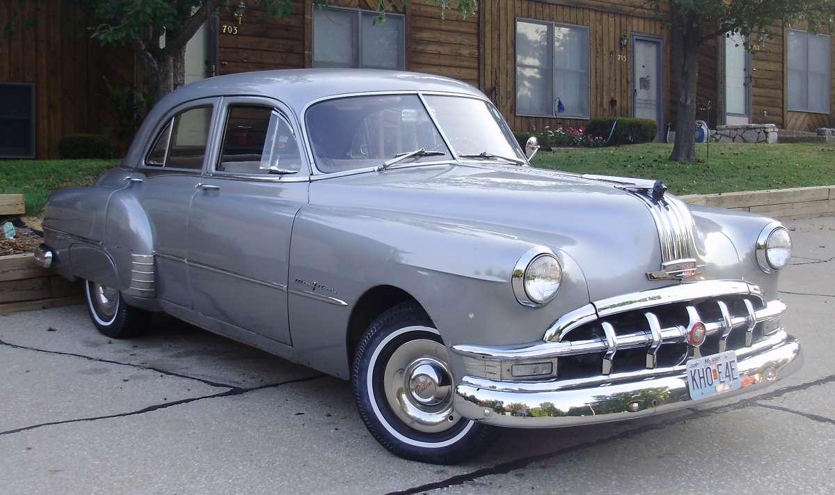 Curbside Classic / Jason\'s Family Chronicles: 1950 Pontiac Chieftain ...