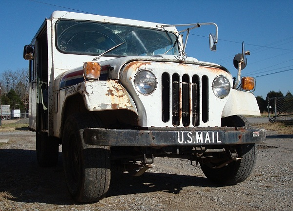 Curbside Classic: 1982 Jeep DJ-5 Dispatcher–Still Delivering The