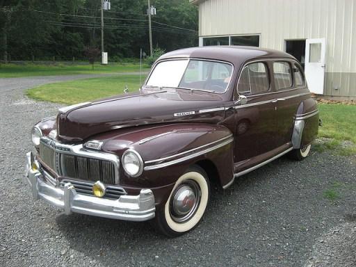 1948 Mercury Generic