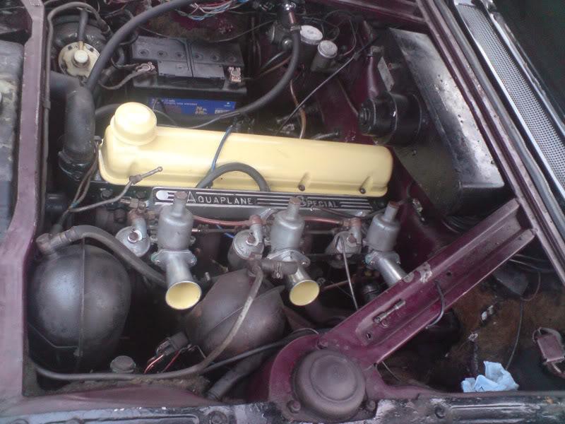 Storage Yard Classic Ford Zephyr Mk Ii Curbside Classic