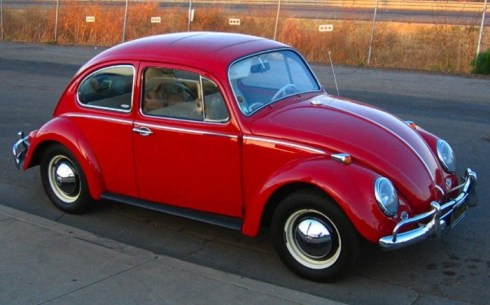 1965 Sunroof Bug Generic