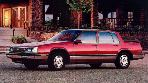 Curbside Classic 1985 Buick Electra Park Avenue Best Dressed C