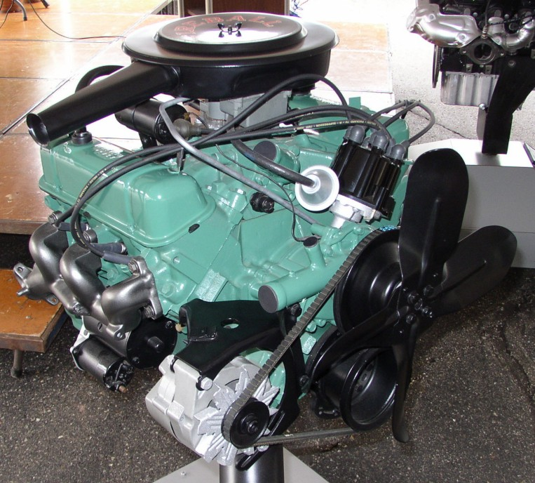 Buick Fireball V6