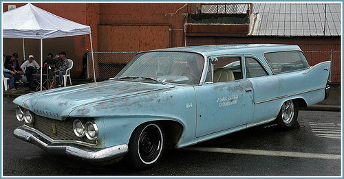 1960 Plymouth Station Wagon