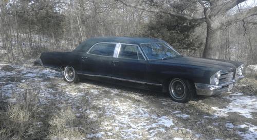 CC Follow-Up: 1965 Pontiac Superior Nine-Passenger Limo With