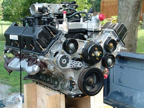 engine history the ford 4 6 liter v8 rh curbsideclassic com