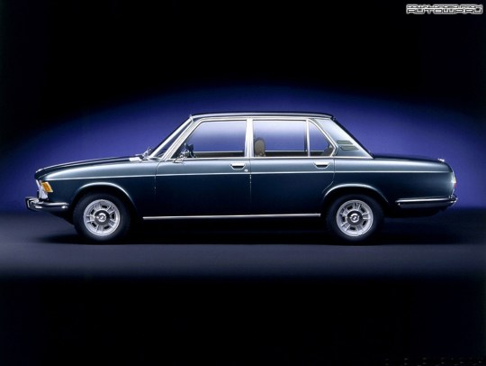 BMW 2800 s
