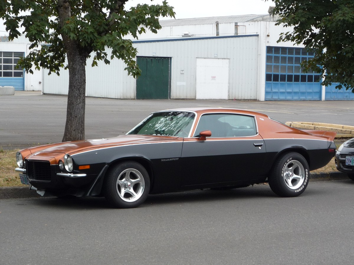 CCOTY 1970 Nomination: 1970 Camaro – Is There Any Other