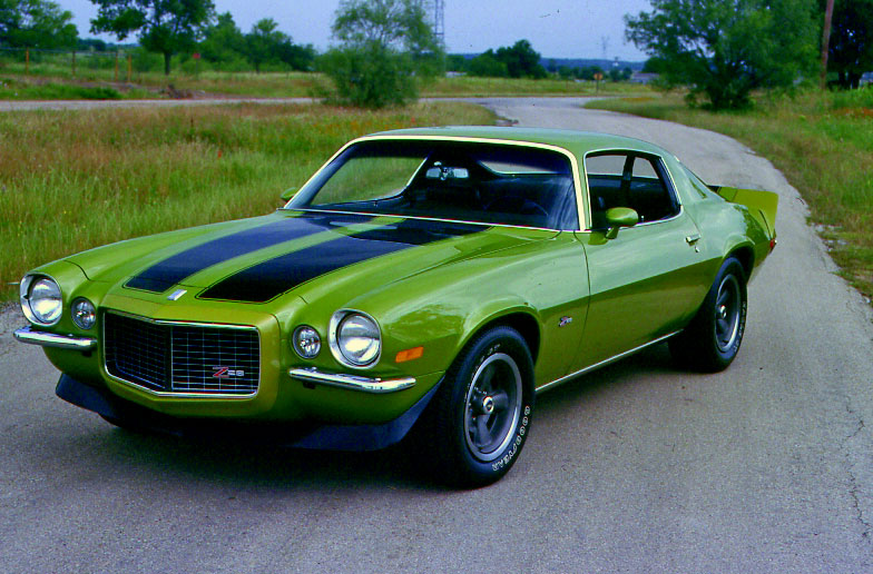 Ccoty 1970 Nomination 1970 Camaro Is There Any Other