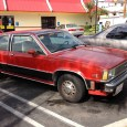 """(first posted 1/7/2013) Well, probably not the last one, but this really is a rare bird. I've shot several Citations in Eugene, but no notchback sedans (""""Club Coupe""""), and certainly […]"""