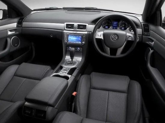 Holden Caprice-V-Series-II-Interior