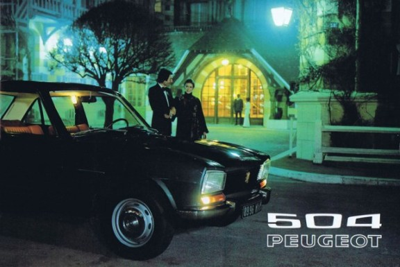 Peugeot 504 BL2
