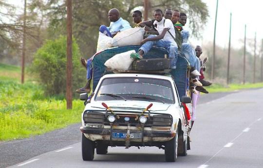 Peugeot 504 africa 2