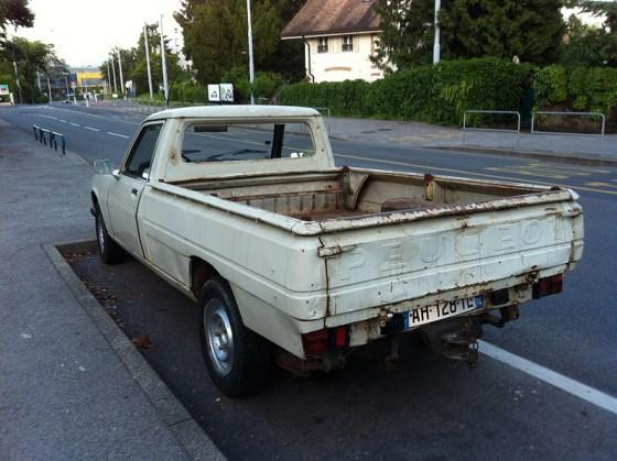 Peugeot 504 pickup r