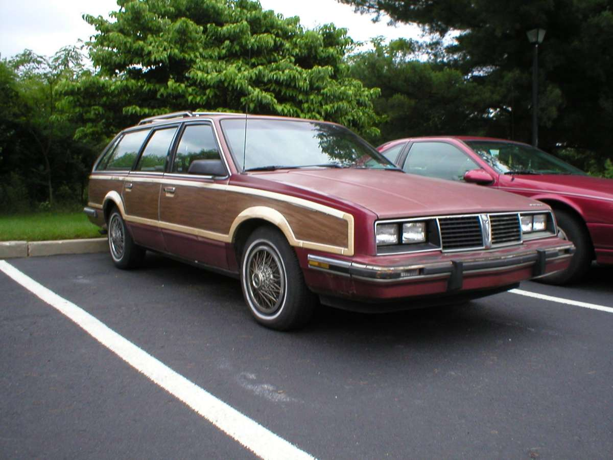 Dads Wagon 1984 Pontiac 6000 Twenty Years Of Use Abuse And Memories Supercharger Belt Diagram Http Wwwautozonecom Autozone