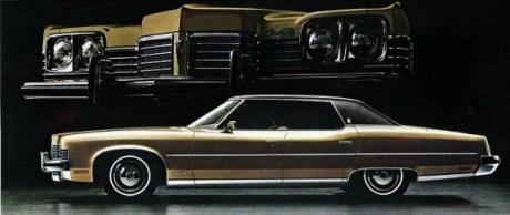 Pontiac 1973 Grand Ville