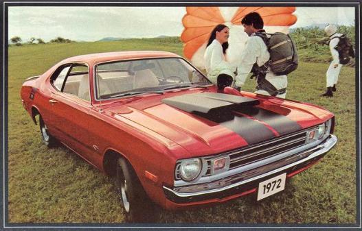 Valiant super bee mexico 1972