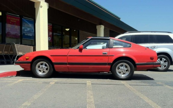 red '83 280ZX
