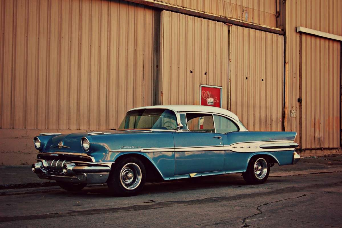 Coupe 1951 chevy coupe parts : Curbside Classic: 1957 Pontiac Star Chief Catalina Coupe – You ...