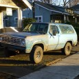 (first posted 2/17/2013)  Chevrolet redefined the full-size SUV market in 1969 with their seminal K-5 Blazer. By shortening their full-size 4×4 pickup and giving it a removable hard top, […]