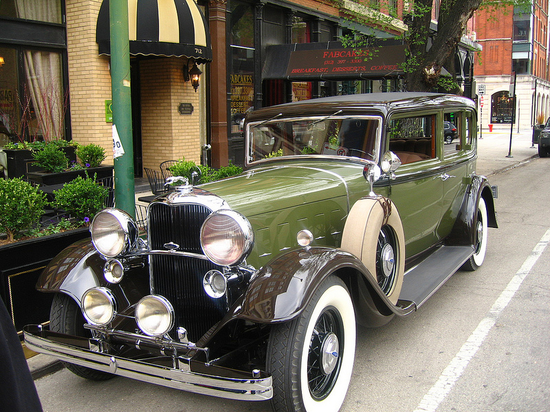 Cohort Sighting: 1932 Lincoln KB V12 – The Swansong Of The Classic Era