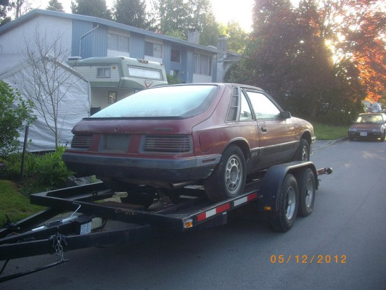 Mercury Capri RS r