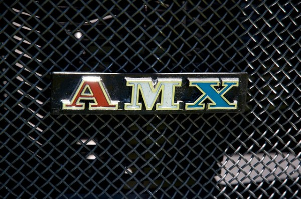 1973 AMC Javelin AMX Grill
