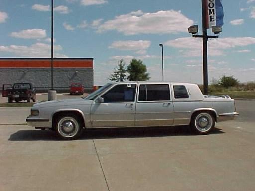 cadillac 1986 fleetwood 75