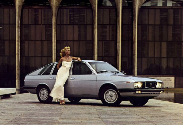 A CC We\'re Not Likely To Find: 1976 Lancia Gamma – Seductive But Deadly