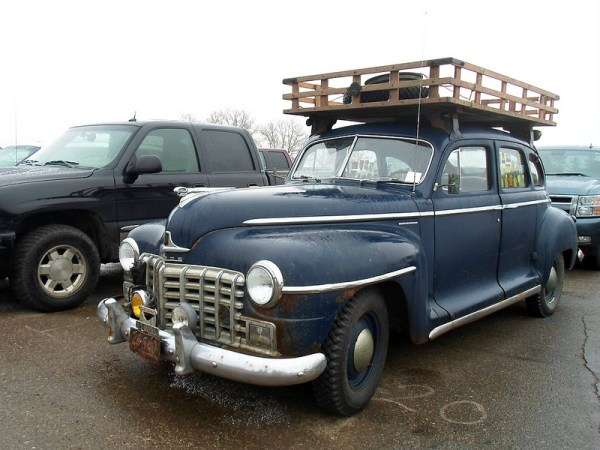 1947 Dodge Special Deluxe
