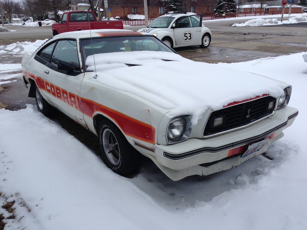 Curbside Classic 1978 Mustang Cobra II The Winter Of My Discontent