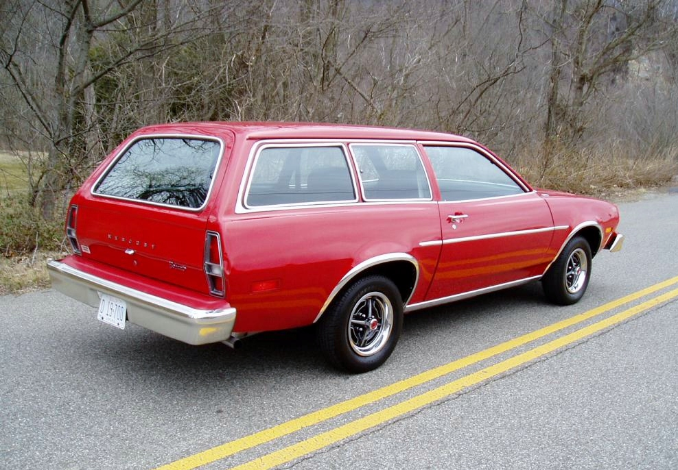Ebay Find: 1978 Mercury Bobcat Wagon – Could It Be The Best