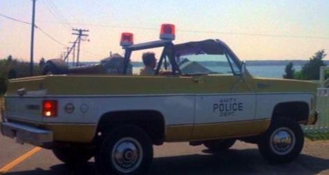 Curbside Classic: 1980 Chevrolet K5 Blazer Silverado – The