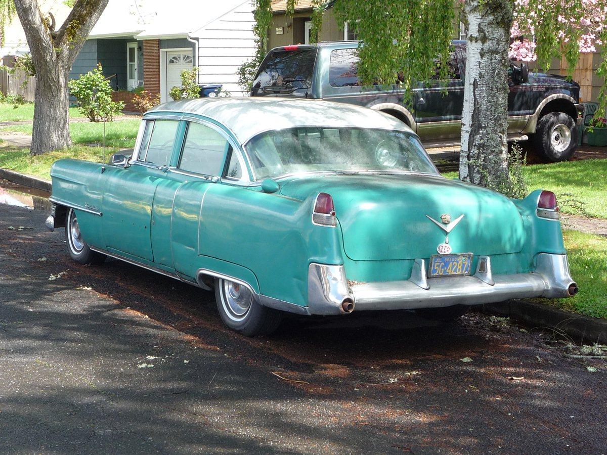 Curbside Classic: 1954 Cadillac Series 62 Sedan – GM\'s Greatest Hit #2