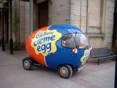 Egg car 1