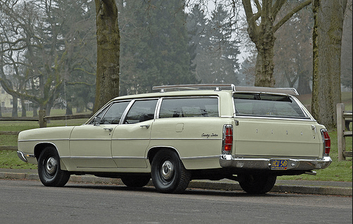 Ford 1969 Country sedan