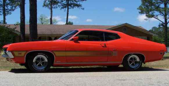 Ford Torino GT 1970 s