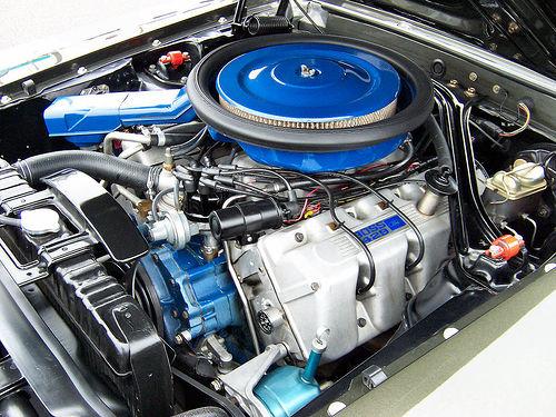 Mustang 1970 429 boss