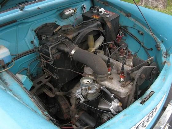 003 62 DKW Engine