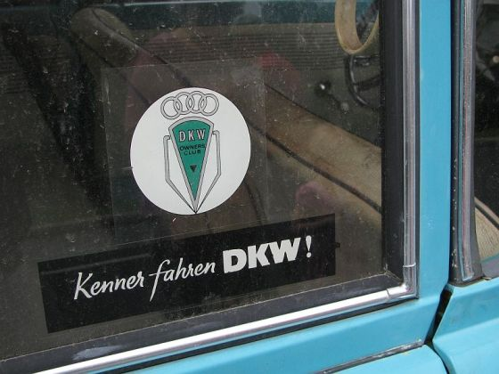 006 62 DKW decal