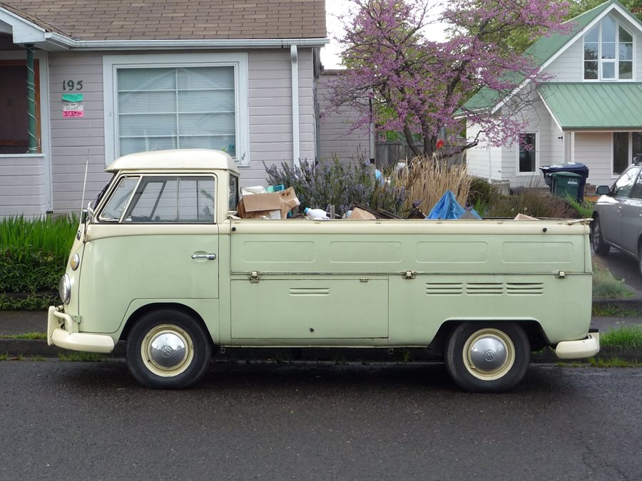 Of Course The Econoline Van And Pickup As Well Corvair Later Dodge Versions Were All Inspired By VW Bus