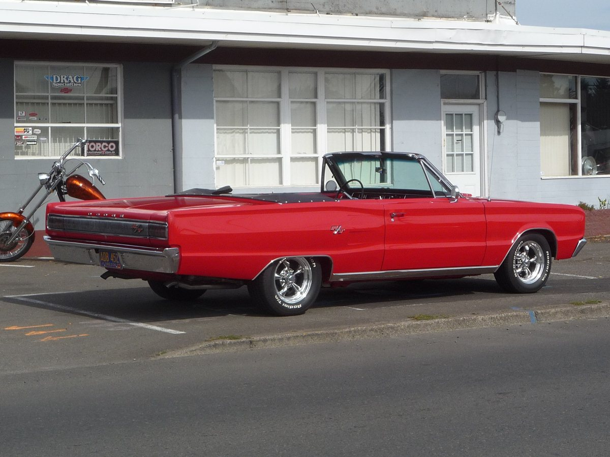 1967 dodge charger convertible gallery