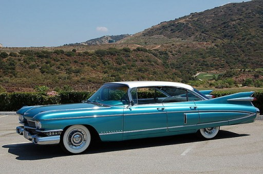 Cadillac 1959 sixty special
