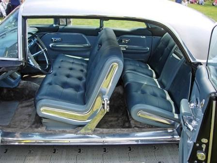 Cadillac Eldorado Brougham doors
