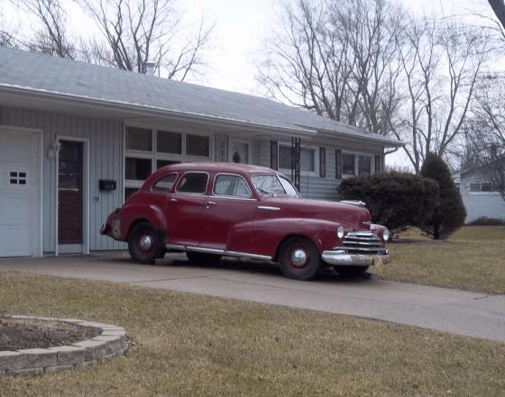 Chevrolet 1947