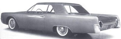 Continental Engel-61-TBird-design