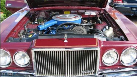 Ford AUS LTD P6 fr